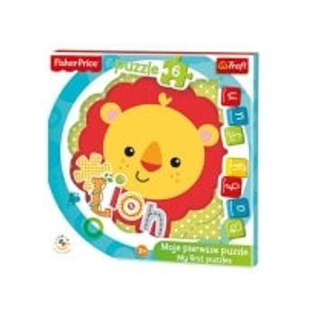 Παζλ Λιοντάρι Fun Baby (8 Κομμάτια)