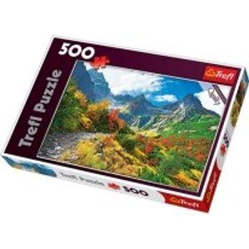 Παζλ Autumn Tatras (500 Κομμάτια)