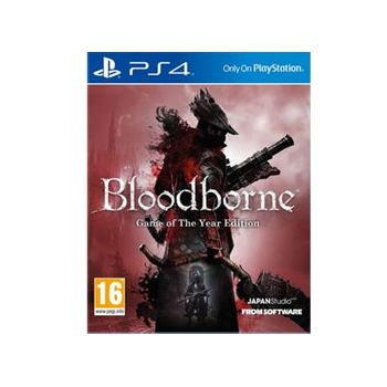 PS4 Game – Bloodborne Game of the Year Edition