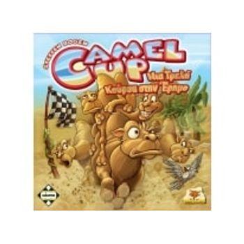 Επιτραπέζιο Camel Up Μια Τρελή Κούρσα στην Έρημο