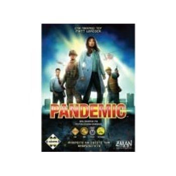 Επιτραπέζιο Pandemic Νέα έκδοση
