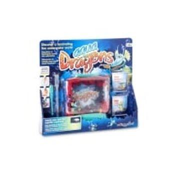 Σετ Κατασκευής Underwater World Boxed Kit Aqua Dragons