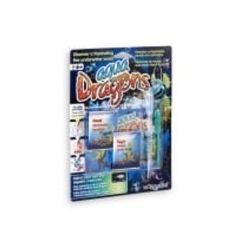 Live Aqua Dragons Blister
