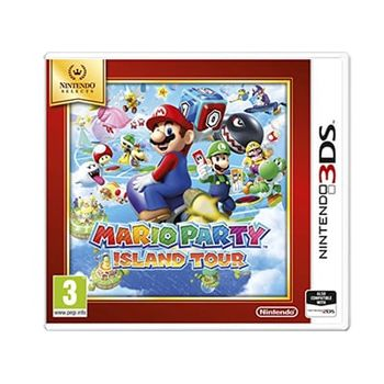 Mario Party: Island Tour Selects – 3DS/2DS Game