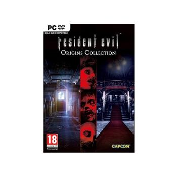 PC Game – Resident Evil s Collection