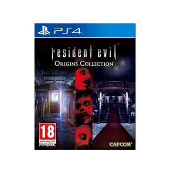 Resident Evil Origins Collection – PS4 Game