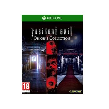 XBOX One Game – Resident Evil Origins Collection