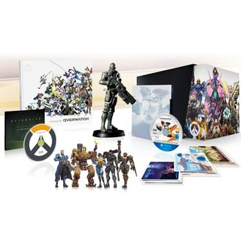 PS4 Game – Overwatch Collector's Edition