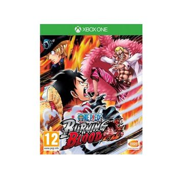 XBOX One Game – One Piece Burning Blood