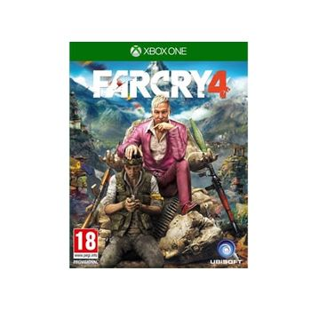 XBOX One Game – Far Cry 4