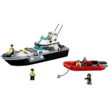 LEGO® Περιπολικό Σκάφος της Αστυνομίας