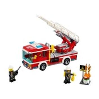 LEGO® Πυροσβεστικό Φορτηγό με Σκάλα