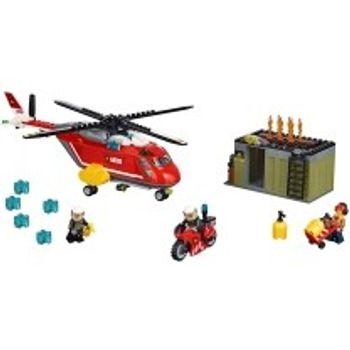 LEGO® Μονάδα Πυροσβεστικής Αντιμετώπισης