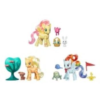 Φιγούρα Μίνι My Little Pony Explore Equestria Action Pack (1 Τεμάχιο)