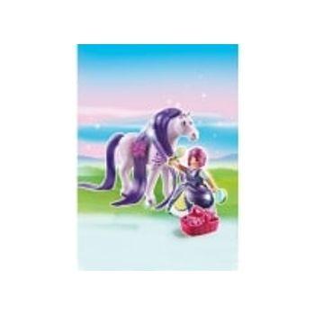 PLAYMOBIL 6167 Πριγκίπισσα Βιολέτα με Άλογο