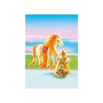 PLAYMOBIL 6168 Πριγκίπισσα Ηλιόλουστη με Άλογο