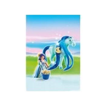 PLAYMOBIL 6169 Πριγκίπισσα Φεγγαρόλουστη με Άλογο