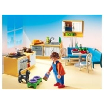 PLAYMOBIL 5336 Κουζίνα με Καθιστικό