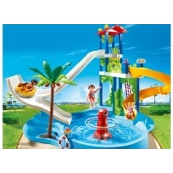 PLAYMOBIL 6669 Aqua Park με Νεροτσουλήθρες