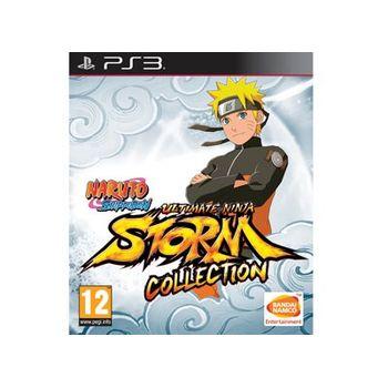Naruto Shippuden Ultimate Ninja Storm Collection – PS3 Game