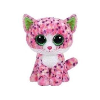 Λούτρινο Γάτα Ροζ 23cm TY Beanie Boos