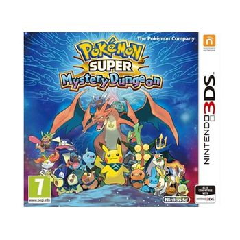Pokemon Super Mystery Dungeon – 3DS/2DS Game