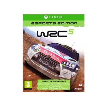WRC 5 eSports Edition – Xbox One Game