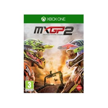 XBOX One Game – MXGP 2