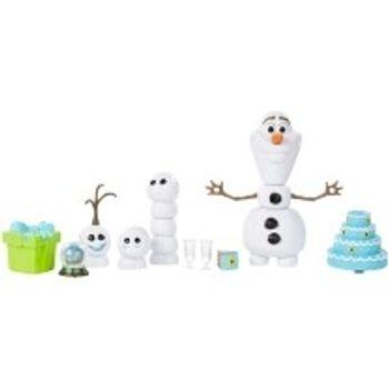 Κούκλα Μίνι Frozen Fever Olaf