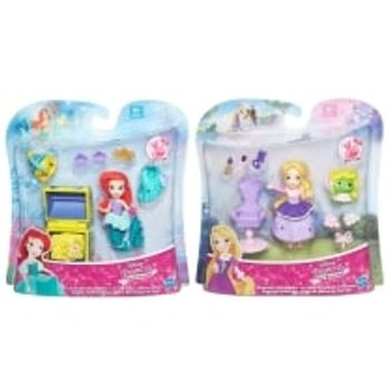 Κούκλα Μίνι Πριγκίπισσα Disney Princess & Play (1 Τεμάχιο)