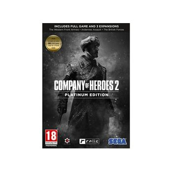 Company of Heroes 2 Platinum Edition – PC Game