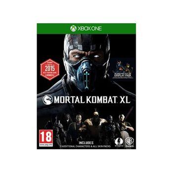 XBOX One Game – Mortal Kombat XL