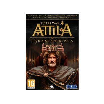 Total War: Attila Tyrants & Kings Edition – PC Game