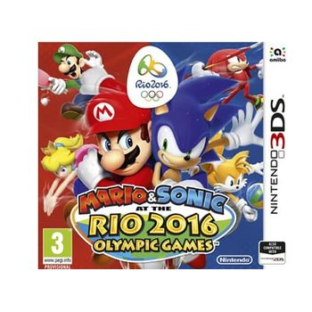 Mario & Sonic at the Rio 2016 Olympic Games – 3DS/2DS Game