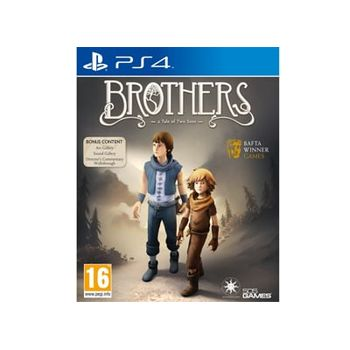 PS4 Game – Brothers: A Tale of Two Sons