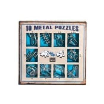 Γρίφος 10 Metal Μπλε