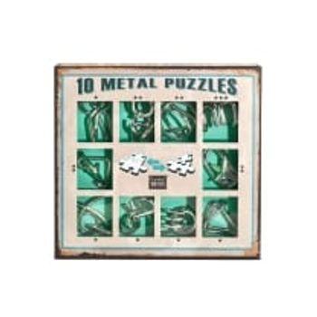Γρίφος 10 Metal Πράσινο