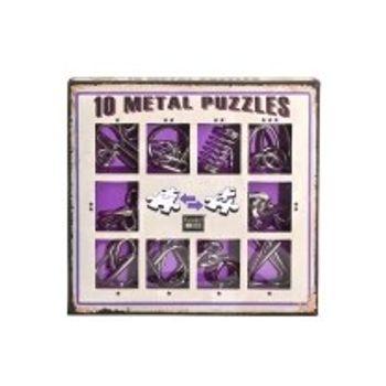 Γρίφος 10 Metal Μοβ