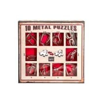 Γρίφος 10 Metal Κόκκινο