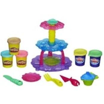 Πύργος Με Κεκάκια Play-Doh