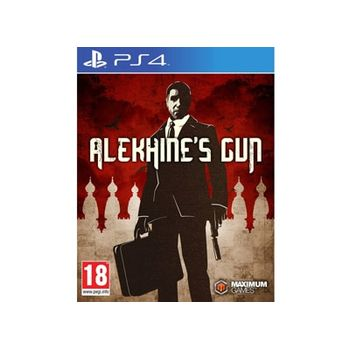 PS4 Game – Alekhine's Gun