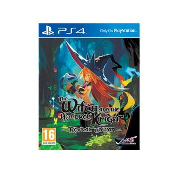 PS4 Game – The Witch and the Hundred Knight 2 Revival Edition