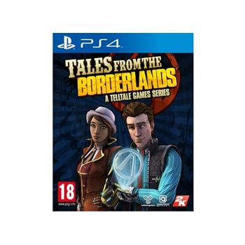 PS4 Game – Tales from the Borderlands