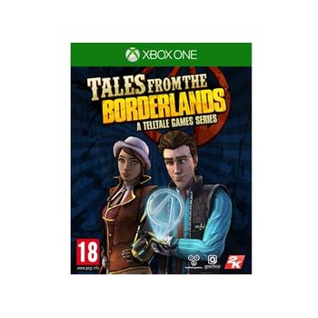 Tales from the Borderlands – Xbox One Game
