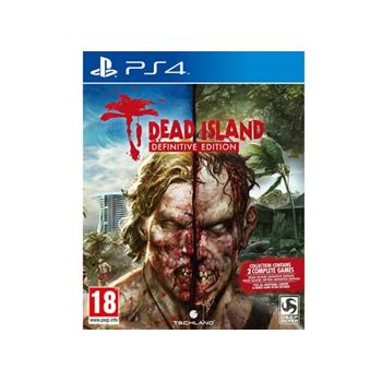 PS4 Game – Dead Island: Definitive Collection