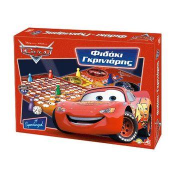 Επιτραπέζιο Φιδάκι & Γκρινιάρης Disney Cars 2σε1