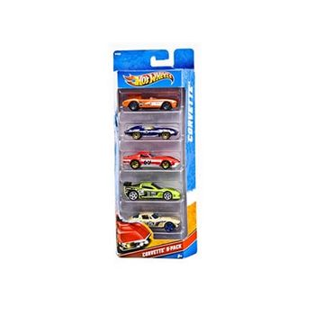 Σετ Αυτοκινητάκια Hot Wheels (5 Τεμάχια)