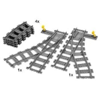 LEGO® Switch Tracks