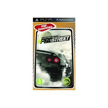 Need for Speed: ProStreet Essentials – PSP Game Game
