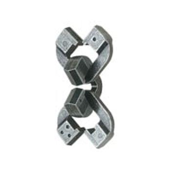 Γρίφος Cast Silver Chain